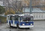 На несколько дней изменится маршрут троллейбуса №10 в Йошкар-Оле