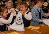 «Дорожное радио» напомнило ученикам гимназии правила дорожного движения!