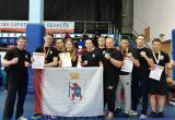 Спортсмены из Марий Эл завоевали медали на соревнованиях по панкратиону в Саратове