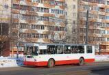Движение троллейбусов в новогодние праздники в Йошкар-Оле